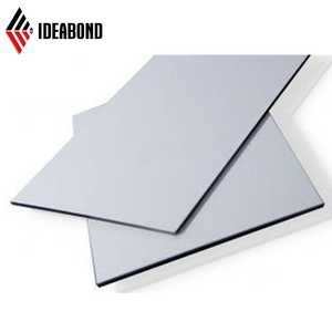 IDEABOND 2018 hot selling PVDF aluminum plastic composite panel with alucobond price