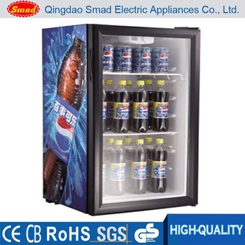 98l oem commercial glass door small mini fridge - Glass Door Mini Fridge