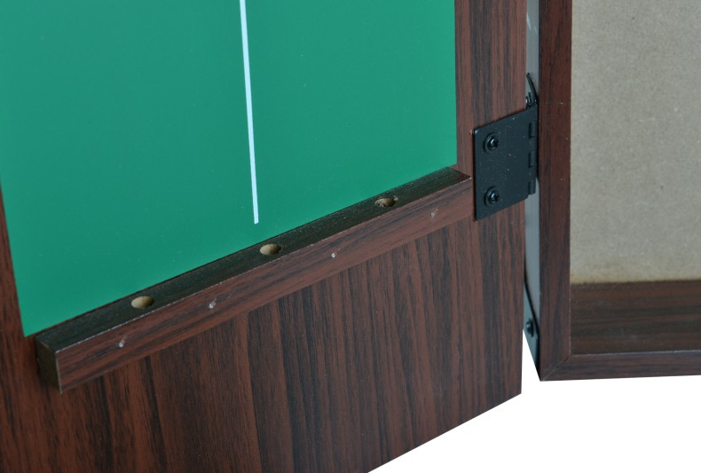 Dartbord In Kast : Professionele dartbord met deluxe houten kast darts en custom logo