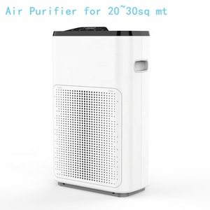 2019 smart WIFI option 200m3/h CADR air purifier filters olansi k08 air purifier and humidifier for home