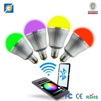 Led Light Bulb Reviews With Bluetooth Wifi,Wireless Remote Control ...