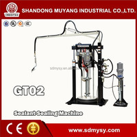 silicone pump sealant sealing machine for double trible glazing Insulating glass production