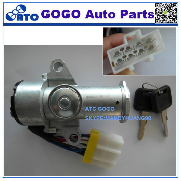 High quality car ignition switch lock for I SUZU 1-79130-071-0 1-79138199-5