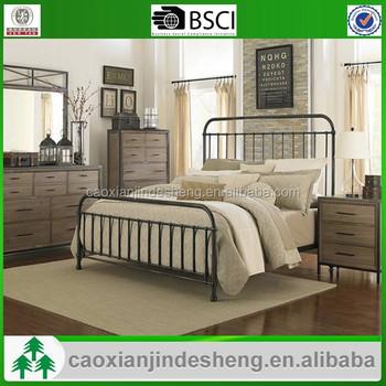 Dormitorio Muebles De Polvo Capa Listón De Madera Doble/completo ...