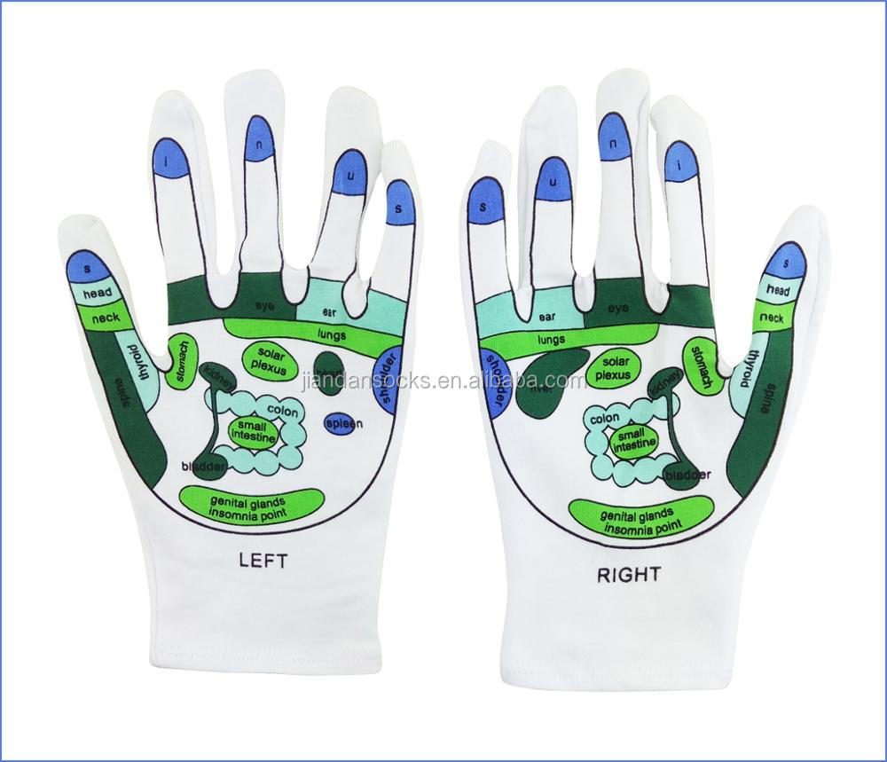 Reusable Gel Gloves Moisturizing Exfoliating Gloves for feet Smooth Beauty Hand Skin