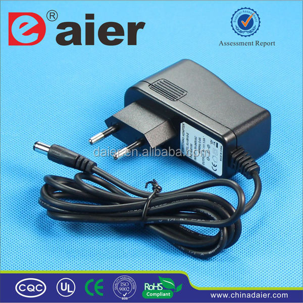 9V effects AC/DC power eu switching power adapter