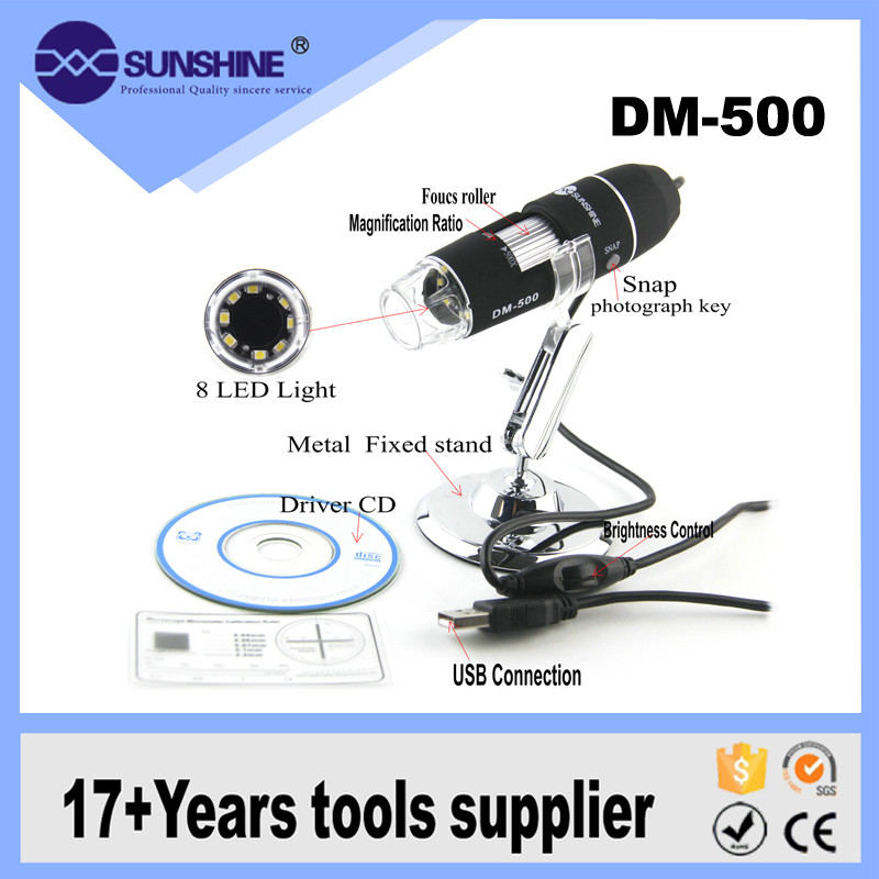 Digital Microscope factory supply Best Quality and Best Price 200X 500X USB DIGITAL MICROSCOPE