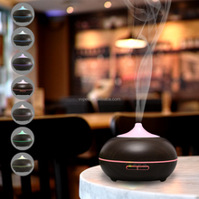 Wholesale hot 500ml ultrasonic scent aromatherapy diffuser