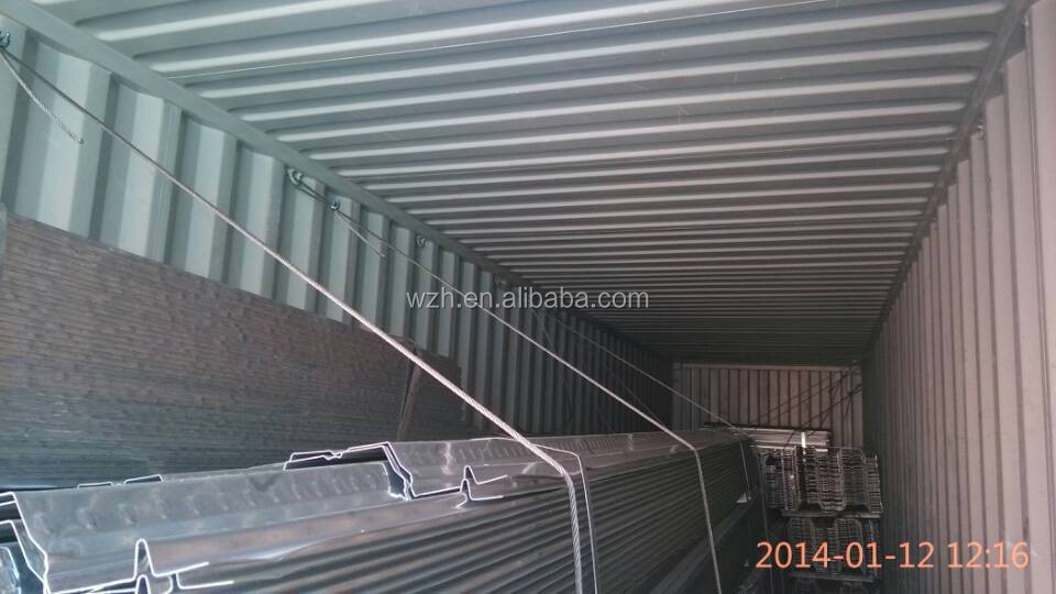 Perforated metal deck galvanized perforated metal deck for Roof decking thickness