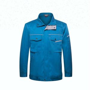 Polyester cotton material working wear factory uniforms