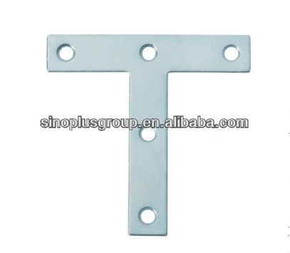 good quality zinc plated mending plate