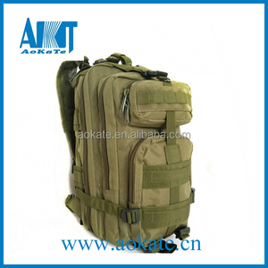 strong firm tactical backpack army green hunting duffle bag