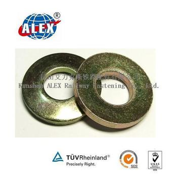 Q235 Plain Washer,Flat Washer,Zinc Plated Din127 Spring Washer ...