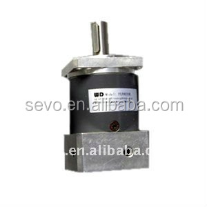 PL40/60/80/120/160 High Precision Square-Round 3 stages Planetary Gearbox with reduction Gear ratio 3-512