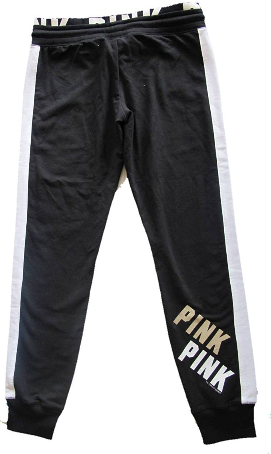 limited guantity detailing suitable for men/women Buy Victorias Secret PINK Collegiate Gym Pants Skinny ...