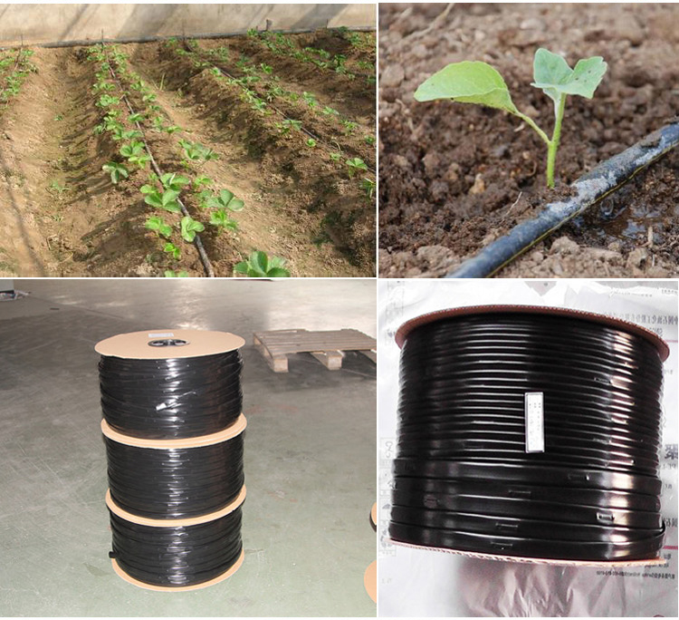 16mm high quality farm irrigation equipment drip hose for agriculture