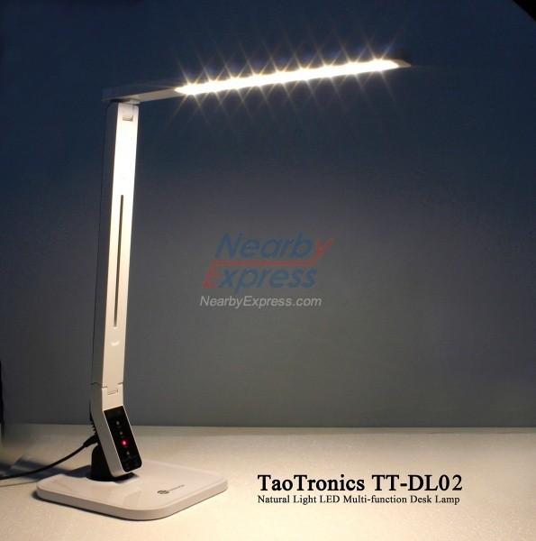 Taotronics Elune Tt-dl02 Usb Charging Light Adjustable Foldable Led Table  Lamp - Buy Led Table Lamp,Adjustable Led Table Lamp,Foldable Led Table Lamp  ... - Taotronics Elune Tt-dl02 Usb Charging Light Adjustable Foldable