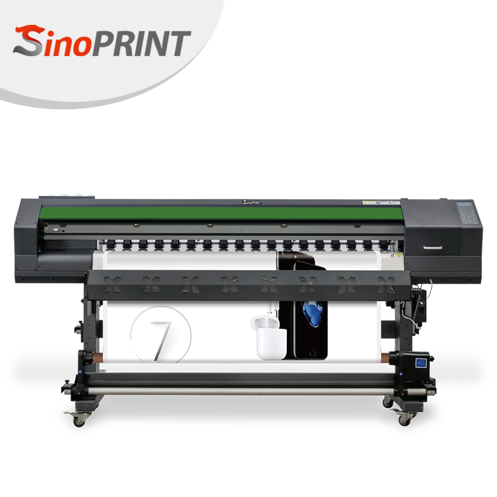 DX5 eco-solvent grootformaat digitale inkjet printer SP-1615E