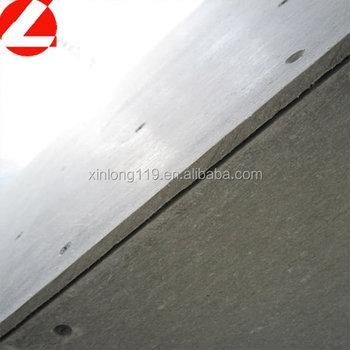 Fireproof Fiber Cement Board Fence Wall Panel