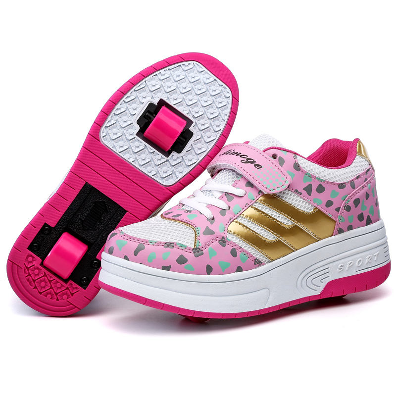 Skate Two Wheeled Shoes For Girls