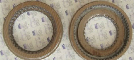 Transmission Friction Plate for 01M VOLKSWAGEN Auto gearbox clutches