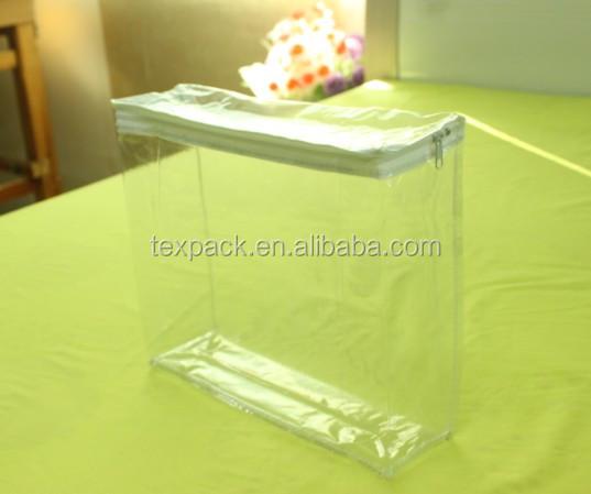 Plastic Pe Pvc Cosmetics Bag Household Storage
