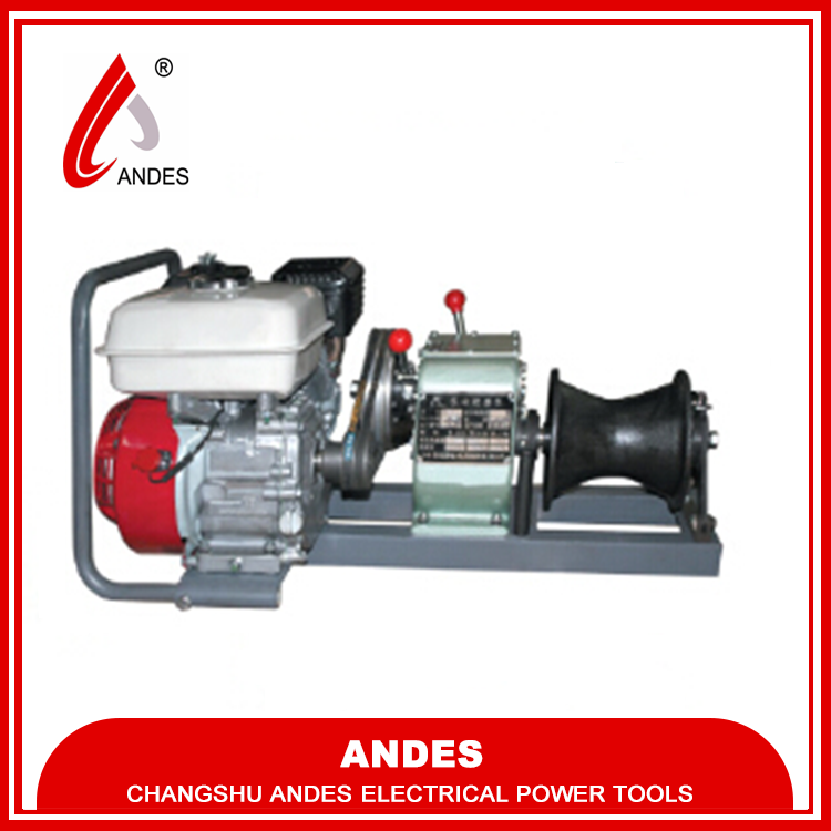 Cable Pulling Winch Manufacturers, Cable Pulling Winch Manufacturers ...