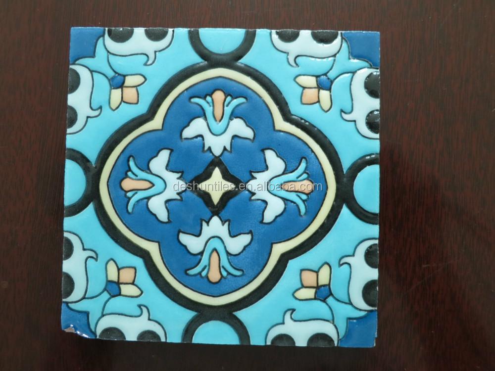 spain design decorative ceramics wall tilesceramic tilessmall size wall tile - Decorative Ceramic Tile