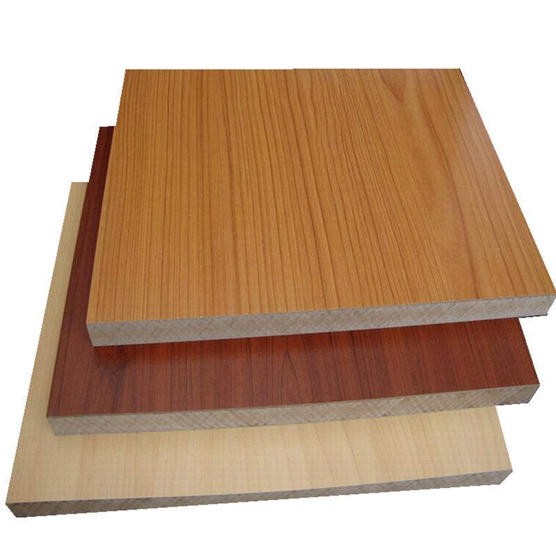 Melamine laminated mdf board from china factory buy