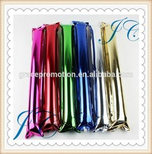 2015 Happy New year!!!Cheap promotional inflatable colorful cheering stick