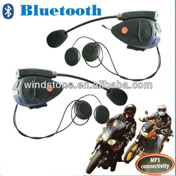 100 meters Bluetooth Handsfree Moto Intercom Safety Helmet Headset