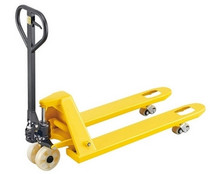 3000kg hand hydraulic pallet truck/jack with nylon wheel