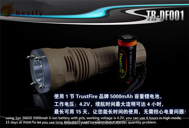 Top10 Best Selling Trustfire Df-001 Underwater Flashlight 650lm ...