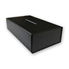 High quality luxury cardboard magnetic custom packaging shoe box Customized Printed Foldable Shoe Paper Box