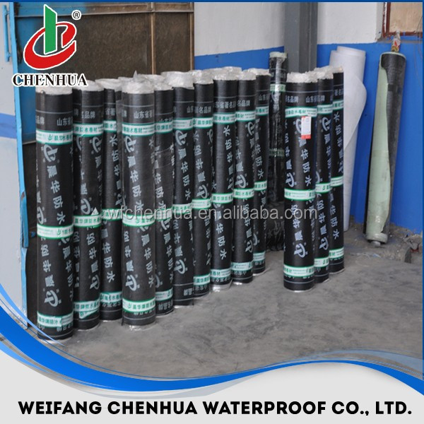 alibaba china supplier torch applied waterproof roll price bitumen roofing