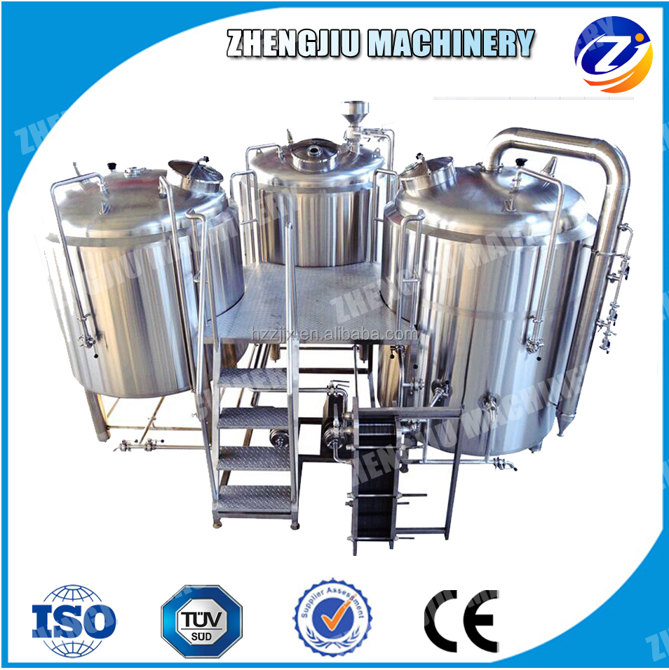Brewing Equipment Home Micro Brewhouse brewery plant for beer making