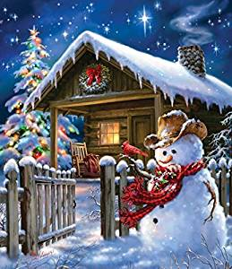 Christmas Cheer 550 pc Jigsaw Puzzle -Christmas theme- by SunsOut