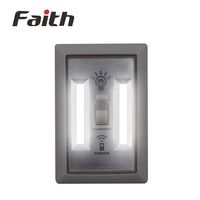 top sell Ultra bright ABS LED COB indoor Motion Sensor Night Switch Light