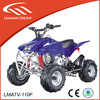 four wheel motorcycle quad bike quad atv for adults/kids with EPA &CE