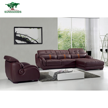 Western Leather Chair Home Furniture Sofa Wholesale Rustic ...