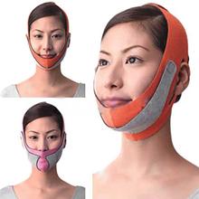 Zeštíhlující a tvarovací pás na obličej