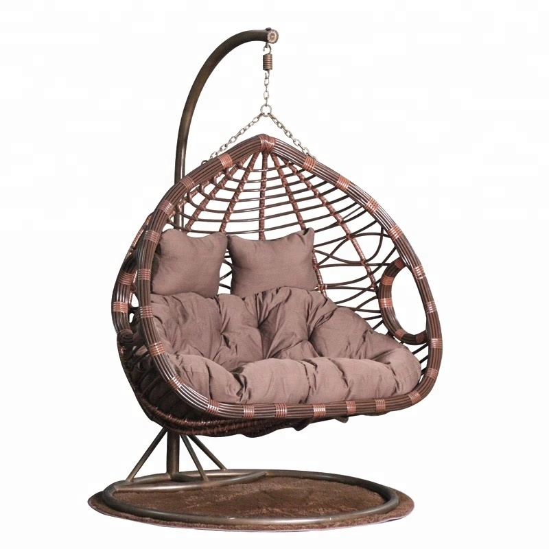 Double Seater 2 Person Swing Chair Rattan Hanging Chair Good Quality D152k    Buy Double Seat Cheap Egg Swing Chair,Rattan Hanging Chair,Garden ...