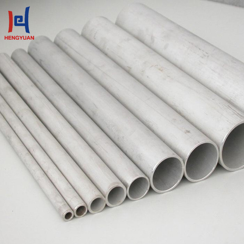 High Corrosion Resistance Super Duplex Welded Austentic Stainless Steel 316 Pipes / tubes price per ton
