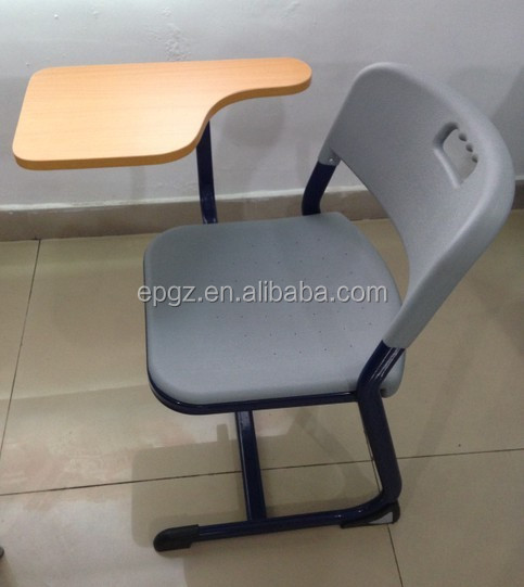 Cantilever Chair And Desk,Chair With Writing Pad In Mumbai