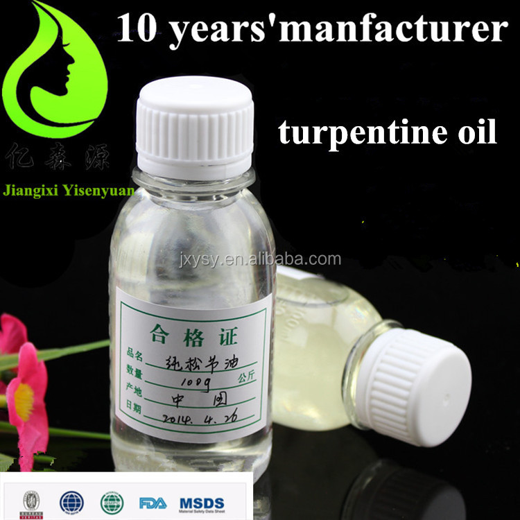 Best quality turpentine oil price relieve muscle pain