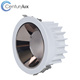 80 90 97Ra 10w 20w 30w 40w 50W dimmable COB 8inch led downlight