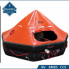 Solas approved inflatable life rafts with 25 person