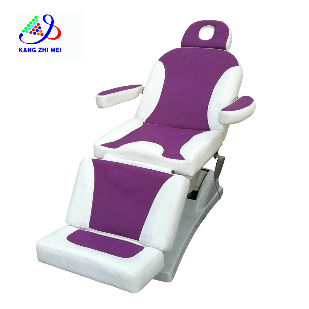 2015 Hydraulic Facial Bed/beauty chair/massage table (KZM-8808)