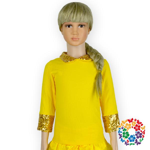 0d601ccba593 Latest Tops Designs Girls Stylish Formal Shirts For Girls Children ...