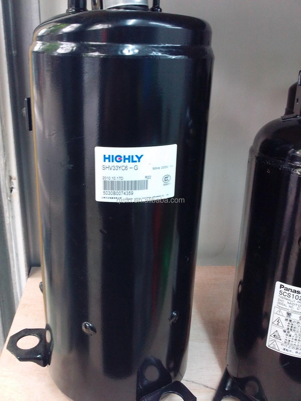 Ac Rotary Compressor Highly Shy33mc4 S View Hitachi